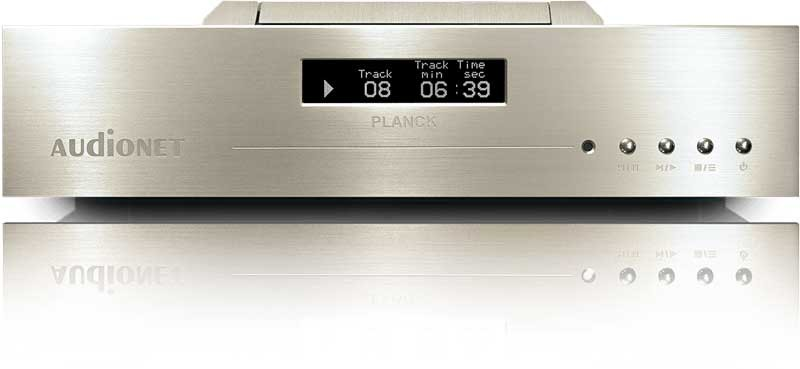 Audionet cd Planck