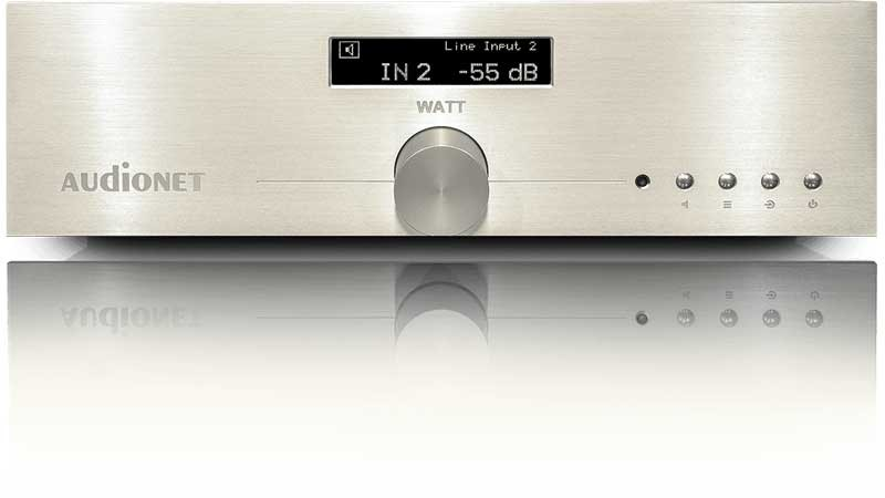 Audionet-WATT-amplifier