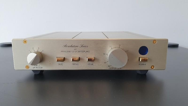 FM 155 Preamplifier