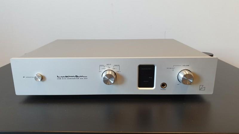 DA-200 Converter