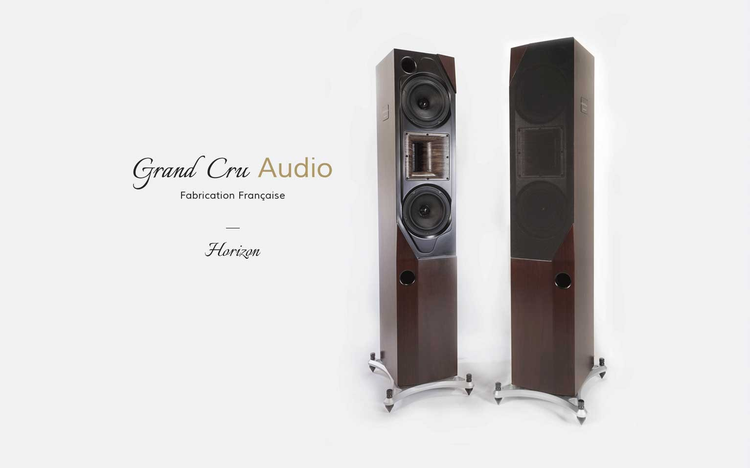 Grand Cru audio - Horizon