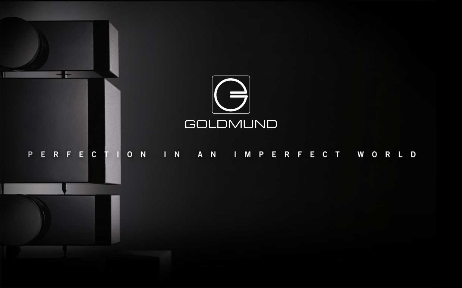 Goldmund Apologue - Enceintes actives sans fils / wireless